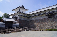 Kanazawa Castle Stock photo [2130276] Kanazawa