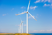 Wind farm Stock photo [2233292] Wind