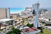Cancun skyline Stock photo [2233816] Cancun