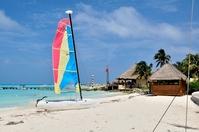 Cancun coast Stock photo [2235544] Cancun