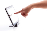 Tablet computer Stock photo [2240939] Tablet