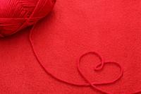 Yarn of Heart Stock photo [2244755] Hart