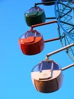 Ferris wheel Stock photo [2245074] Arakawa-Ku