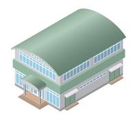 Building / gymnasium [2246052] Building