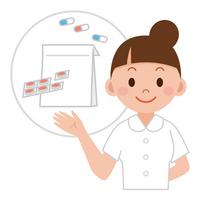 Nurse sachets Nurse