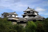 Matsuyama Castle Stock photo [2248435] Matsuyama