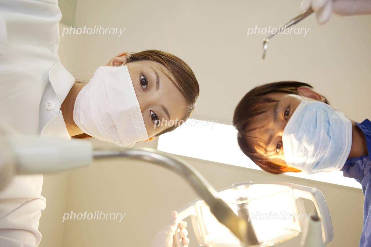 士 歯科 男性 衛生