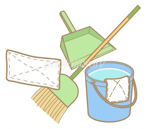 掃除道具 イラスト素材 2367892 フォトライブラリー Photolibrary