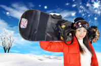 Winter of leisure Stock photo [2358045] Winter