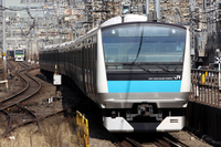 Keihin Tohoku Line E233 system Stock photo [2358107] JR
