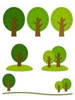 Tree of illustrations Wood