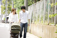 Walk to couple Stock photo [2363587] Baby