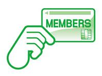 Member's card [2364731] Member's