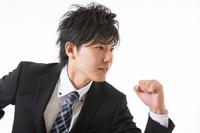 I run businessman Stock photo [2365148] Business
