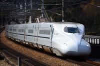 Shinkansen Mizuho Sakura Stock photo [2368942] Bullet