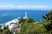Sadamisaki lighthouse Stock photo [2372442] Sadamisaki