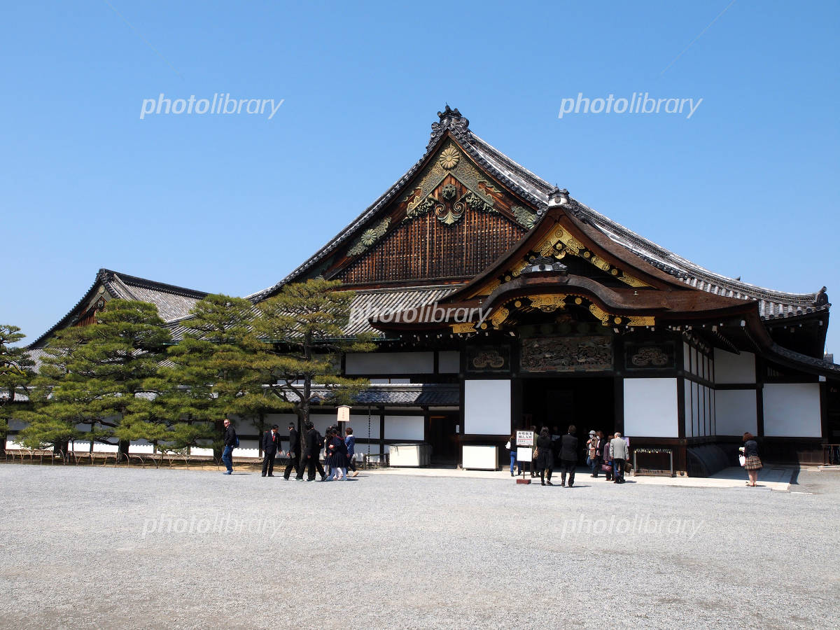 Nijo Castle, Ninomaru palace Photo