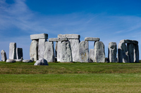 United Kingdom Stonehenge Stock photo [2483624] Stone