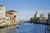 Venice skyline Stock photo [2485142] Venice
