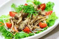 Mushroom salad Stock photo [2486914] Mushroom