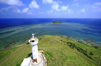Hirakubozaki lighthouse Stock photo [2487739] Sea