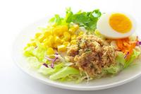 Tuna salad Stock photo [2488472] Salad