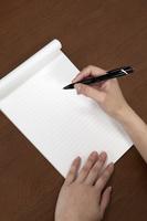 I write a letter Stock photo [2489215] I