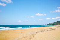 Countryside beach Stock photo [2490000] Kagoshima