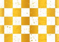 Kimushiro checkered Washi [2491144] Japanese