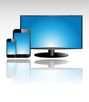 Smartphone tablet TV [2491381] Smartphone