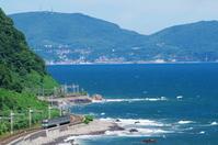 Go to sea Hakodate Line Stock photo [2497386] Railway