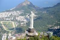 Hill of Corcovado Stock photo [2613863] Rio