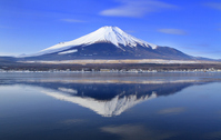 Mount Fuji in winter Stock photo [2618488] Mt.