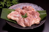 Domestic chicken thigh Stock photo [2618912] Chicken