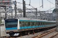 E233 system 1000 series Keihin Tohoku Line Stock photo [2621331] Keihin