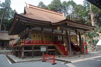Hiyoshi Taisha east Hongu Stock photo [2623624] Hiyoshi