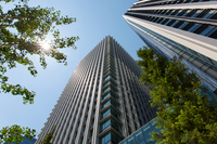 Otemachi of high-rise office building Stock photo [2709741] Building