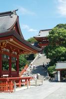 Tsuruoka Hachiman Stock photo [2711821] Kanagawa
