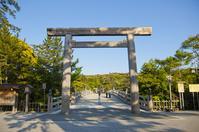 Torii of Uji Bridge Stock photo [2784903] Uji