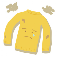 Sweater insect eating [2785183] Sweater