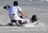 Baseball head sliding Stock photo [2794639] Baseball