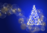 Background of Christmas tree [2873615] An