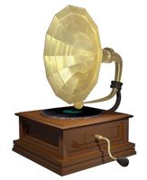 Gramophone [2875941] 蓄音