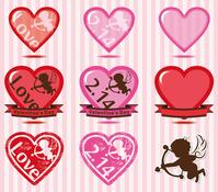 Valentine Illustration [2879550] Valentine