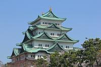 Spring of Nagoya Castle Stock photo [2880436] Spring