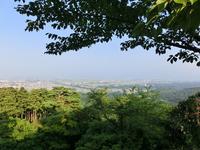 Kasugayama southern Joetsu as seen from the Castle Stock photo [2880885] Skyline