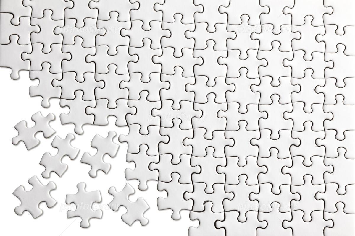 ジグソーパズル/切り抜き画像 写真素材 [ 2956723 ] - フォトライブラリー photolibrary