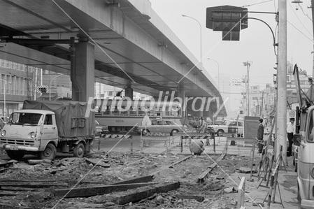 都電 六本木交差点 1968年 写真素材 [ 2963297 ] - フォトライブラリー ...