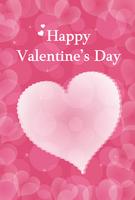 Heart of Valentine card illustration [2953598] Valentine