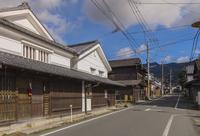 Fukuoka Prefecture Asakura, streets of Akizuki Stock photo [2953714] Fukuoka